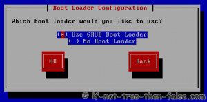Boot Loader Configuration